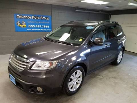 2008 Subaru Tribeca for sale at Advance Auto Group, LLC in Manchester NH