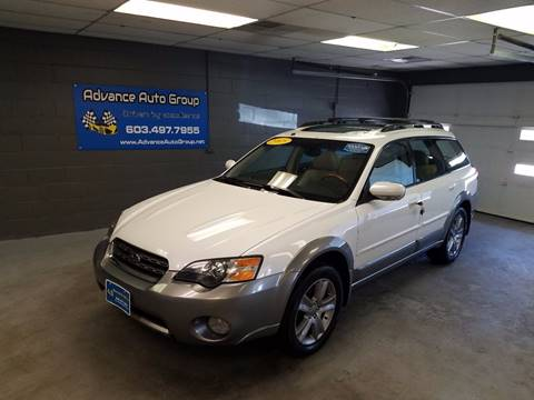 2005 Subaru Outback for sale in Manchester, NH