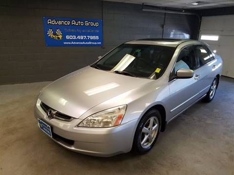2003 Honda Accord for sale in Manchester, NH