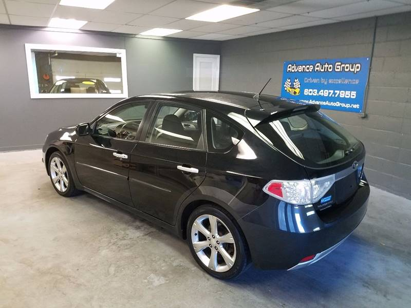 2010 Subaru Impreza for sale at Advance Auto Group, LLC in Manchester NH