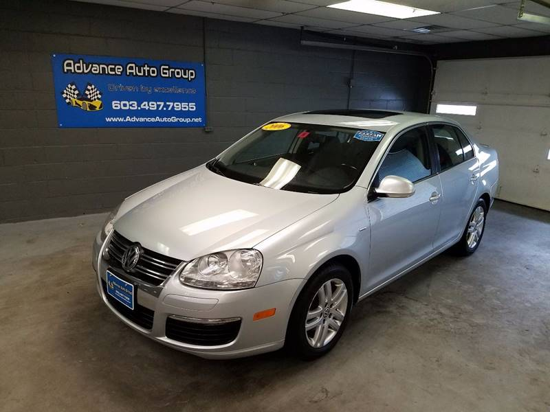 2006 Volkswagen Jetta for sale at Advance Auto Group, LLC in Manchester NH