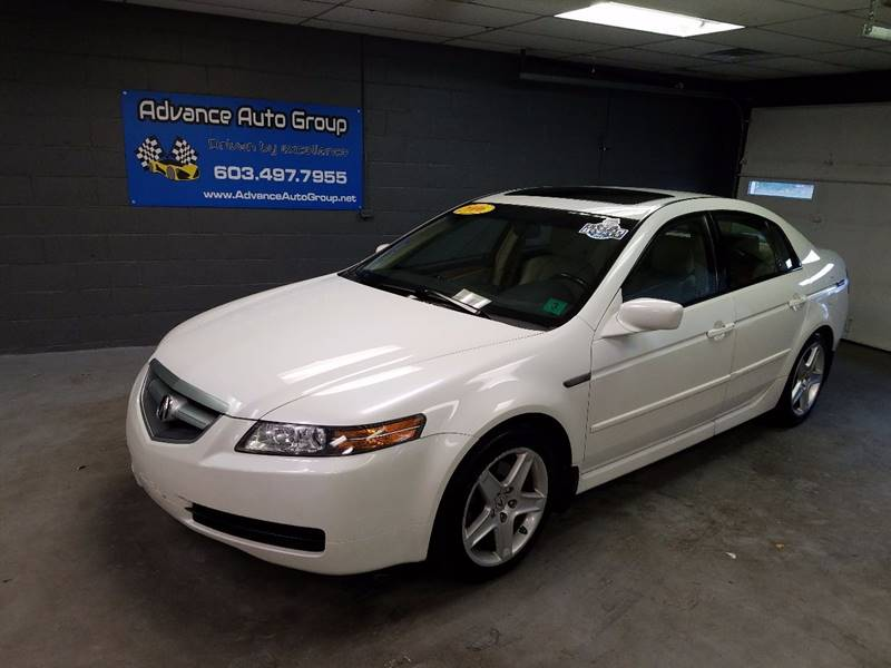 2006 Acura TL for sale at Advance Auto Group, LLC in Manchester NH
