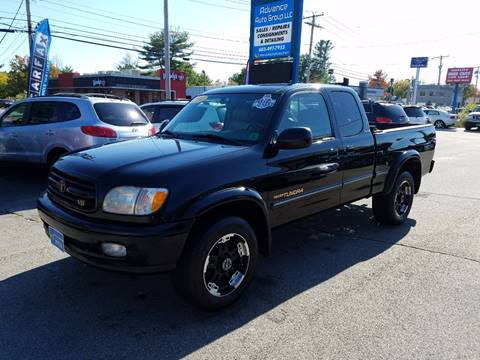 2002 Toyota Tundra for sale in Manchester, NH