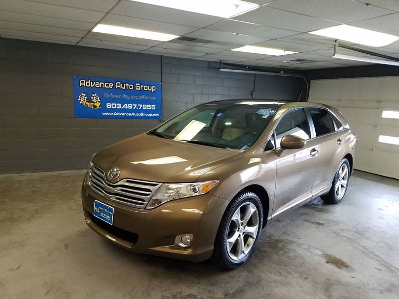 2009 Toyota Venza For Sale At Advance Auto Group, LLC In Manchester NH