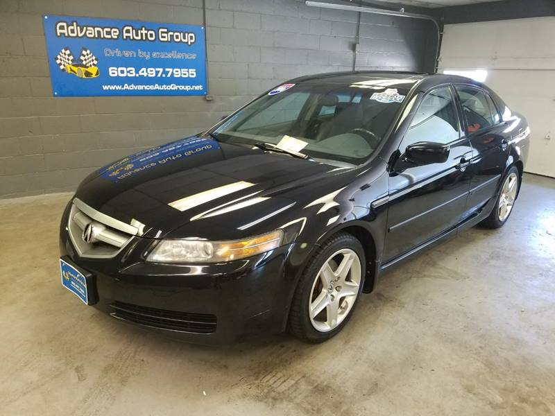 Acura TL In Manchester NH Advance Auto Group LLC - Acura tl 2006 for sale