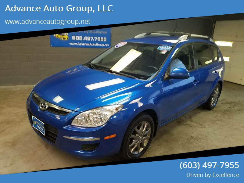 2012 Hyundai Elantra Touring For Sale At Advance Auto Group, LLC In  Manchester NH