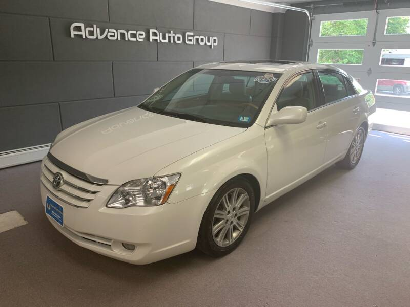 2007 Toyota Avalon for sale at Advance Auto Group, LLC in Chichester NH