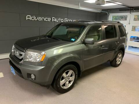 2009 Honda Pilot for sale at Advance Auto Group, LLC in Chichester NH