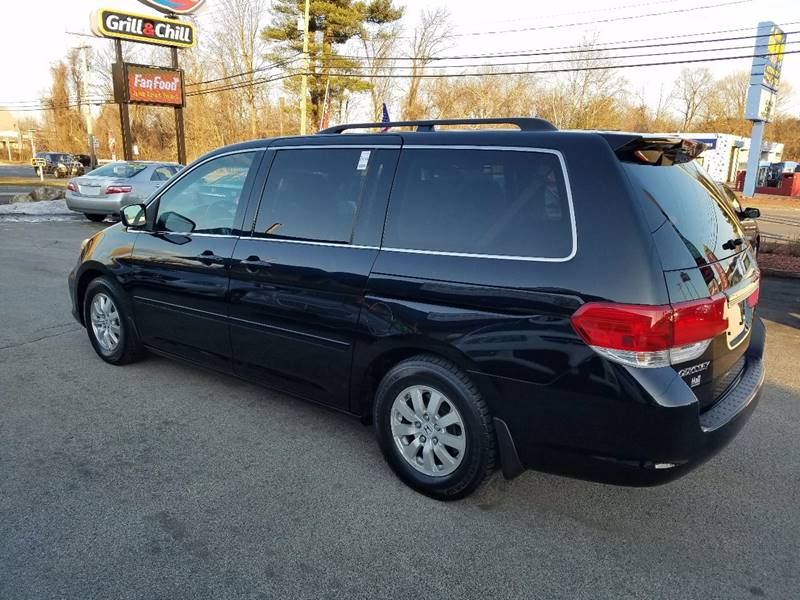 2009 Honda Odyssey for sale at Advance Auto Group, LLC in Manchester NH
