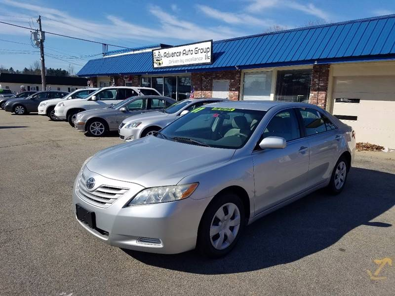 2007 Toyota Camry for sale at Advance Auto Group, LLC in Manchester NH