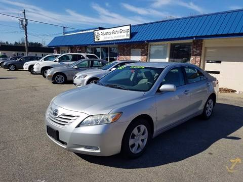 2007 Toyota Camry for sale in Manchester, NH