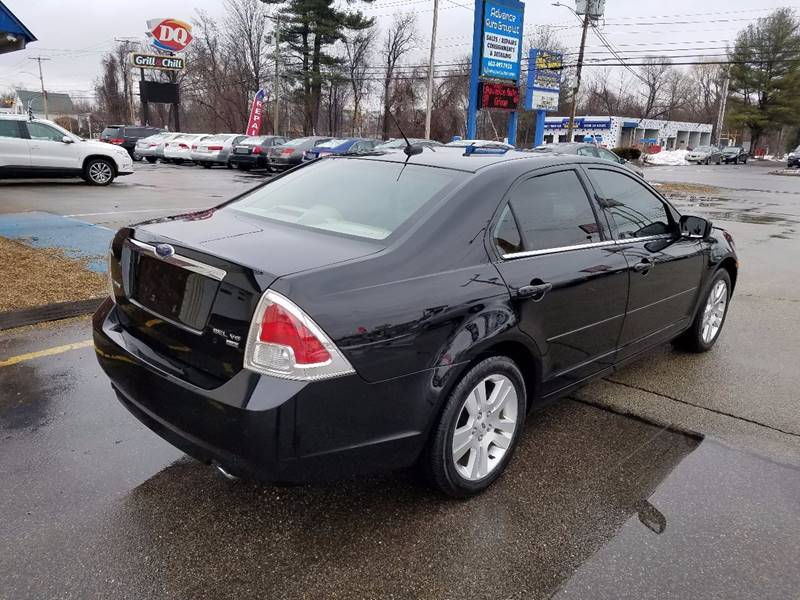2007 Ford Fusion for sale at Advance Auto Group, LLC in Manchester NH