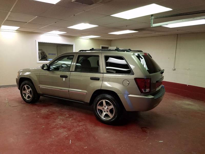2005 Jeep Grand Cherokee for sale at Advance Auto Group, LLC in Manchester NH