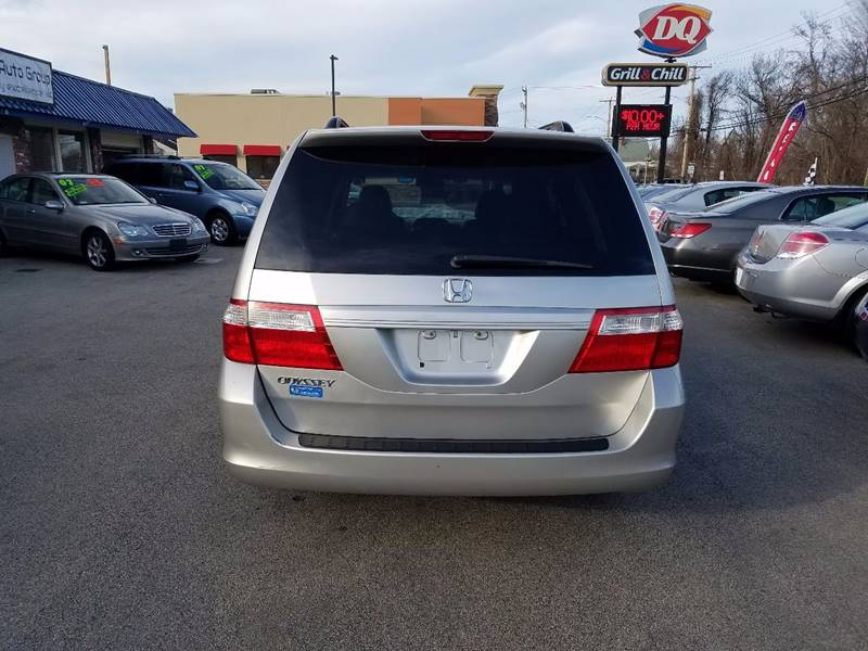 2007 Honda Odyssey for sale at Advance Auto Group, LLC in Manchester NH