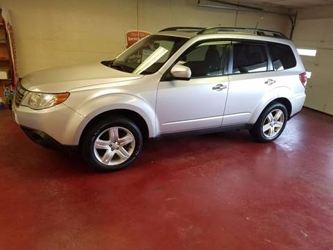 2009 Subaru Forester for sale at Advance Auto Group, LLC in Manchester NH