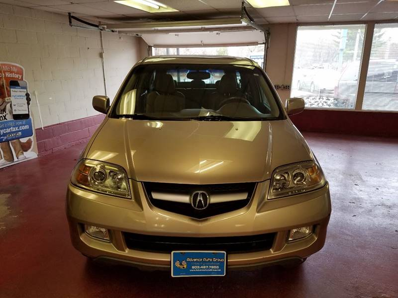 2006 Acura MDX for sale at Advance Auto Group, LLC in Manchester NH