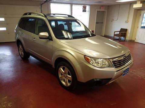 2010 Subaru Forester for sale at Advance Auto Group, LLC in Manchester NH