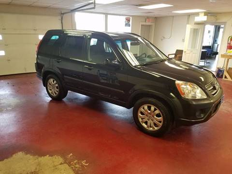 2005 Honda CR-V for sale at Advance Auto Group, LLC in Manchester NH