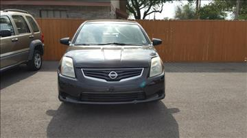 2010 Nissan Sentra for sale in Mission, TX