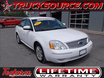 2007 Ford Five Hundred for sale in Bridgeport, NY