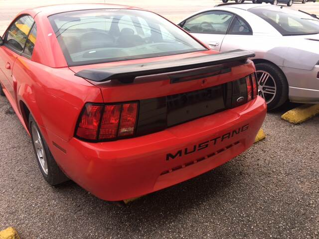 2004 Ford Mustang for sale at S & P Auto Sales in Houston TX