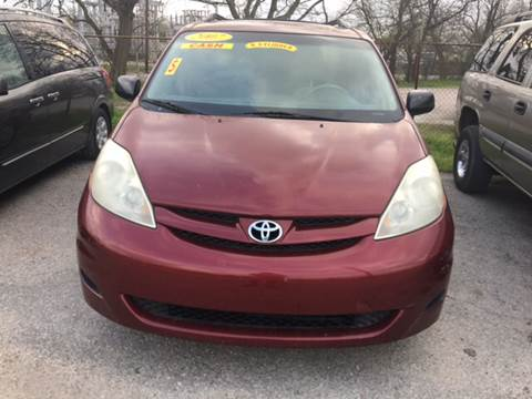 2007 Toyota Sienna for sale at S & P Auto Sales in Houston TX