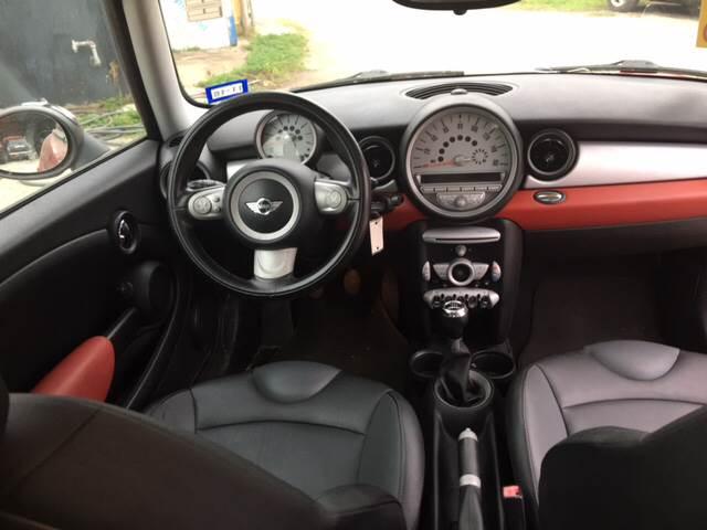 2009 MINI Cooper Clubman for sale at S & P Auto Sales in Houston TX