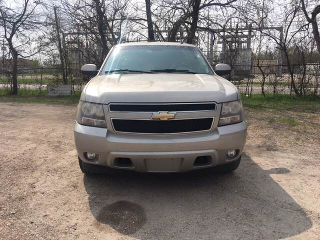 2008 Chevrolet Suburban for sale at S & P Auto Sales in Houston TX