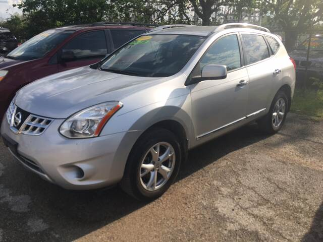 2011 Nissan Rogue for sale at S & P Auto Sales in Houston TX