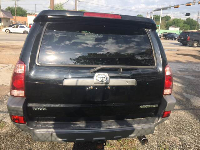 2003 Toyota 4Runner for sale at S & P Auto Sales in Houston TX