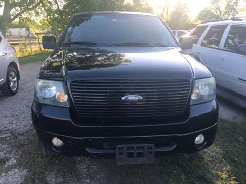 2008 Ford F-150 for sale at S & P Auto Sales in Houston TX
