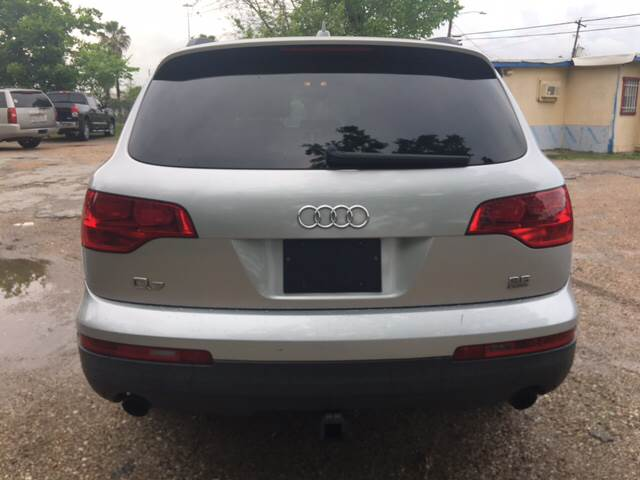 2008 Audi Q7 for sale at S & P Auto Sales in Houston TX