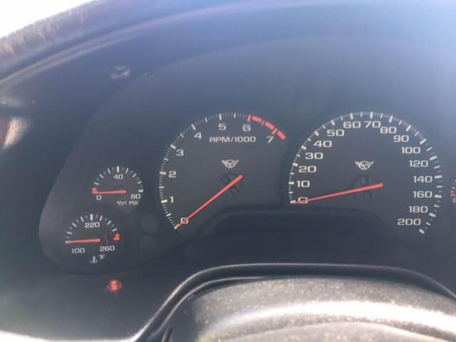 2004 Chevrolet Corvette for sale at S & P Auto Sales in Houston TX