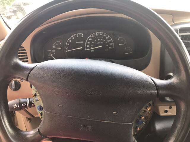 2000 Ford Ranger for sale at S & P Auto Sales in Houston TX