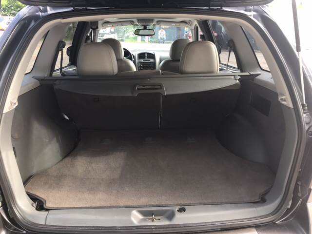 2005 Hyundai Santa Fe for sale at S & P Auto Sales in Houston TX