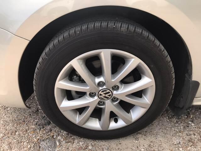 2011 Volkswagen Jetta for sale at S & P Auto Sales in Houston TX