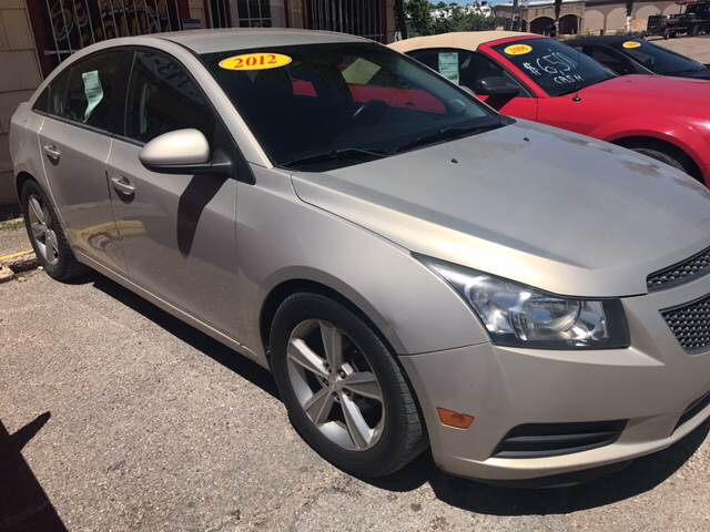 2012 Chevrolet Cruze for sale at S & P Auto Sales in Houston TX