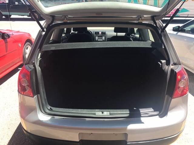 2008 Volkswagen Rabbit for sale at S & P Auto Sales in Houston TX