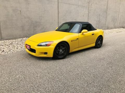 2002 Honda S2000 for sale in Madison, WI
