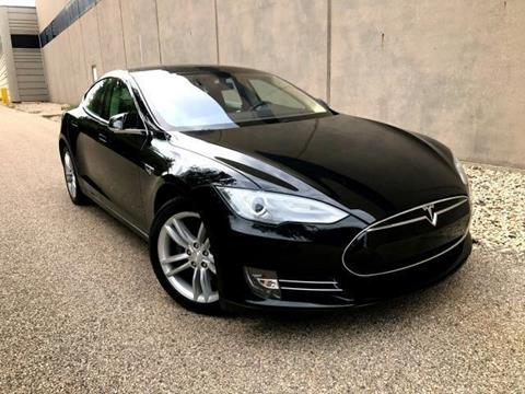 2014 Tesla Model S for sale in Madison, WI