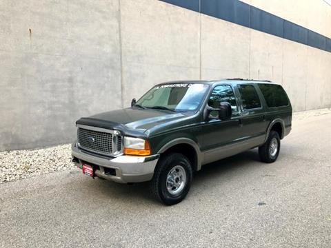 2000 Ford Excursion for sale in Madison, WI