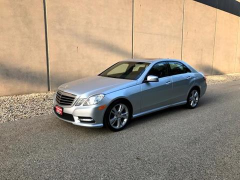 2013 Mercedes-Benz E-Class for sale in Madison, WI