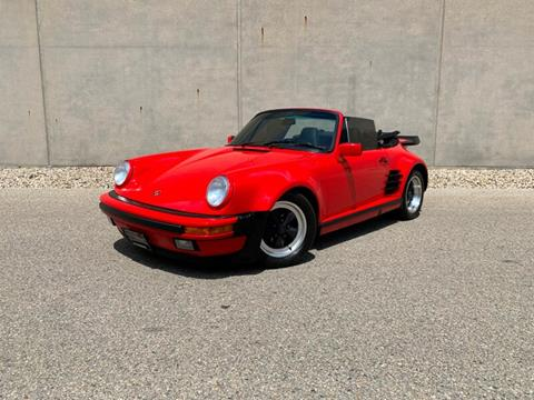 1988 Porsche 911 for sale in Madison, WI