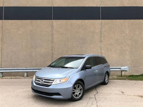 2011 Honda Odyssey for sale at A To Z Autosports LLC in Madison WI