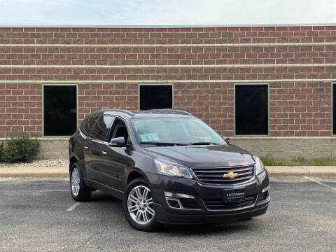 2015 Chevrolet Traverse for sale at A To Z Autosports LLC in Madison WI