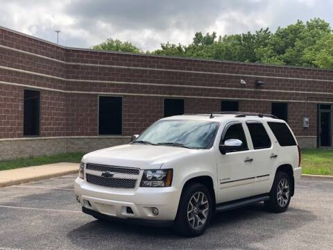 2009 Chevrolet Tahoe for sale at A To Z Autosports LLC in Madison WI