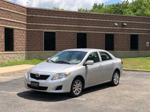 2010 Toyota Corolla for sale at A To Z Autosports LLC in Madison WI