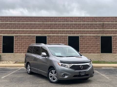 2013 Nissan Quest for sale at A To Z Autosports LLC in Madison WI