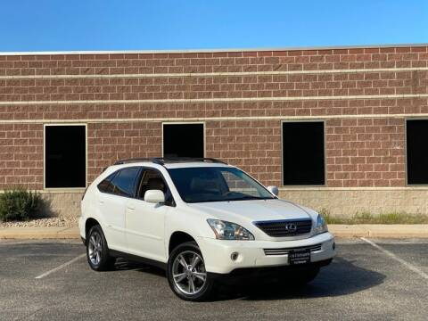 2007 Lexus RX 400h for sale at A To Z Autosports LLC in Madison WI