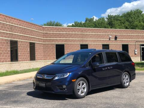 2018 Honda Odyssey for sale at A To Z Autosports LLC in Madison WI